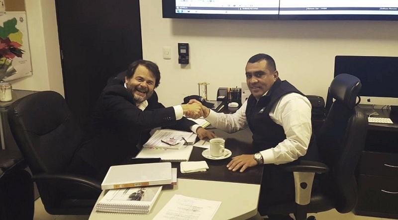 """""""Reiteramos nuestro compromiso de trabajar coordinadamente a favor de nuestra gente; ésa es la encomienda del gobernador Silvano Aureoles y la estamos cumpliendo a cabalidad"""", destacó el subsecretario Gómez Arrieta"""