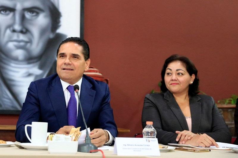 Estrada Esquivel enfatizó las acciones de vigilancia y fiscalización para el cuidado, uso y destino de los recursos públicos implementados por la dependencia a su cargo