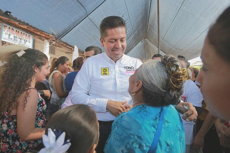 Barragán Vélez destacó que la opción con mayores propuestas para fortalecer la democracia y las reformas que el país requiere, para que las y los mexicanos, alcancen mejores estándares de vida es García Conejo