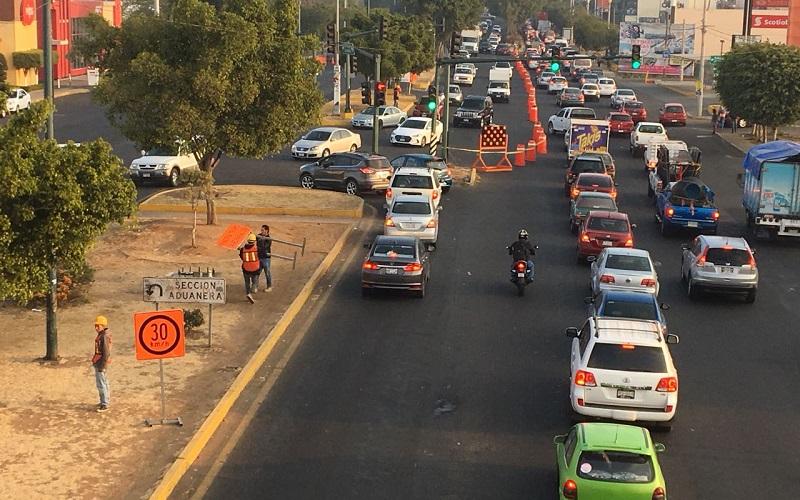 Se recomienda a automovilistas, trabajadores del volante y usuarios del transporte público, tomar las debidas precauciones