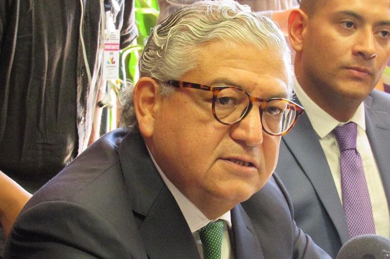 Fue depositado de manera errónea por un particular en el año 2014, puntualiza Maldonado Mendoza