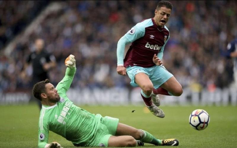Hernández pasó del Bayer Lverkusen a las filas de los Hammers en julio del año pasado por 17 millones de libras esterlinas, y desde entonces ha anotado cuatro goles