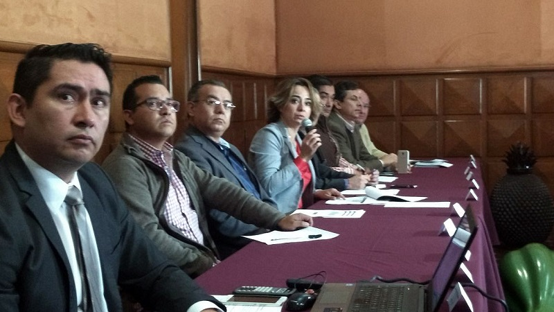 La percepción de seguridad, entre los ocho atributos mejor evaluados de la entidad, enfatiza Chávez López