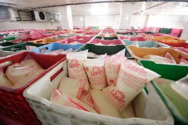 Con estos suman ya 7 municipios de Michoacán que en este 2018 adquirirán a 1 peso el litro de leche