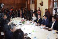 Se pretende garantizar el correcto desarrollo del proceso electoral 2017-2018 en la entidad
