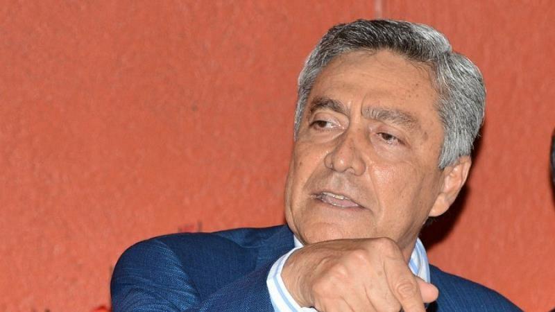 Cristóbal Arias Solís ha sido dos veces candidato a la gubernatura de Michoacán y una vez senador de la República