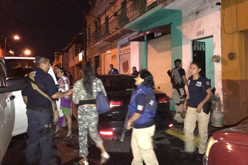 El fiscal precisó que de las 24 personas rescatadas durante 2017, 23 corresponden a mujeres y en un caso a hombre, por lo que se ha establecido programas de atención a este sector de la población