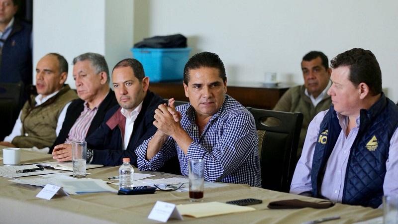 El titular del Ejecutivo Estatal signó compromisos con las y los asistentes bajo la premisa de que Zamora continúe por la ruta del crecimiento