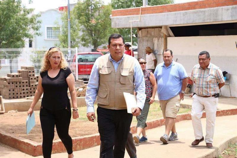Ante ello, Barragán Vélez, se mostró satisfecho del crecimiento que ha tenido la institución a su cargo, ya que culminó 2017 con  logros importantes, y la apertura de más espacios es uno de ellos