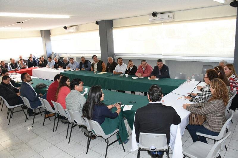 Al frente de la Comisión quedó María Guadalupe Morales Ledezma