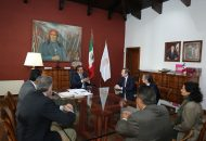 El mandatario estatal aplaudió el interés en el rescate y rehabilitación de la imagen urbana y vivienda tradicional en Michoacán