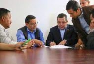 Barragán Vélez se dijo satisfecho con el trabajo realizado en conjunto con el sindicato, el cual ha dado resultados satisfactorios