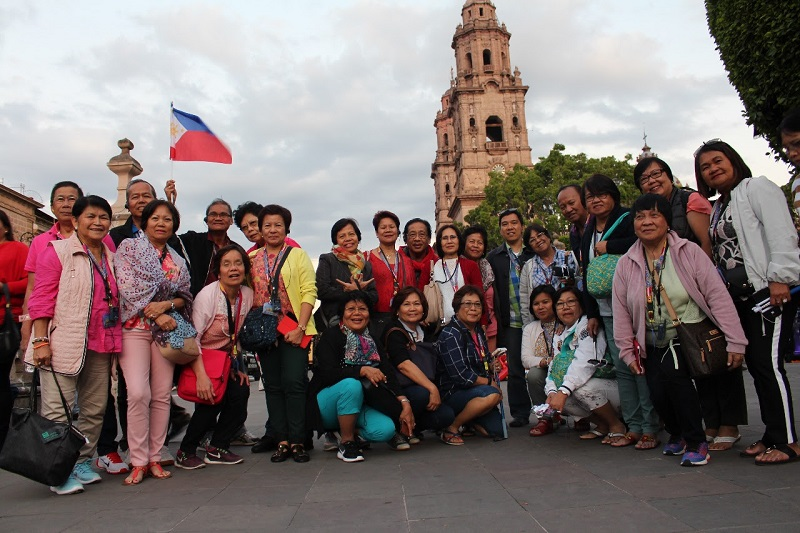 Rubén Valentín Pacheco Pardo, de Veracruz, destacó que en sus paquetes turísticos incluye a Michoacán porque quienes visitan el estado se sienten seguros