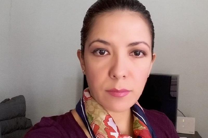 La autora, Alejandra Ortega, es subdirectora general de ATIEMPO.MX, con amplia trayectoria en medios de comunicación de Michoacán