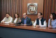 Hinojosa Pérez pidió a Luisa María Calderón que transparente y renuncie a todas las prerrogativas que aún recibe gracias al PAN (FOTO: FACEBOOK MIGUEL ÁNGEL VILLEGAS SOTO)