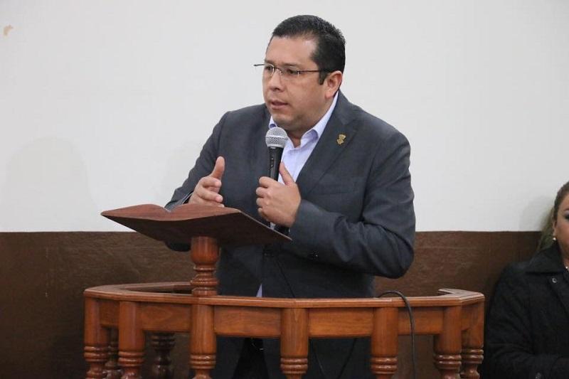 """Barragán Vélez recordó que la próxima capacitación se llevará a cabo los días 23, 24,25 y 26 de enero, con el taller """"Técnicas didácticas para adultos y jóvenes"""""""