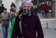 En el norte y el noreste de México se prevé marcado descenso de temperatura y heladas