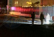 Se logró saber que aproximadamente a las 02:00 horas sobre la calle Tacámbaro, en la colonia mencionada, a un costado de la puerta principal de la clínica 81 del IMSS, desconocidos interceptaron al hoy occiso y sin mediar palabra comenzaron a dispararle
