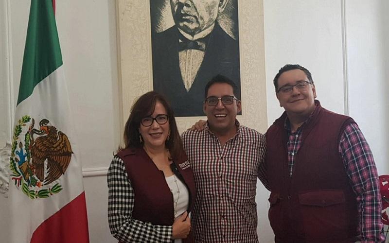 Osvaldo Ruiz mencionó que en este momento Morena en Morelia no sólo es altamente competitiva, además tiene muy altas probabilidades de encabezar el próximo Gobierno Municipal