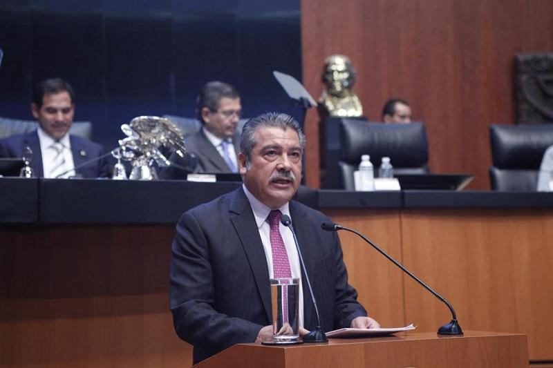 Raúl Morón expresó que es importante que haya estabilidad y tranquilidad en Michoacán y el gobierno es constitucionalmente el responsable de generar condiciones para que esa tranquilidad se dé
