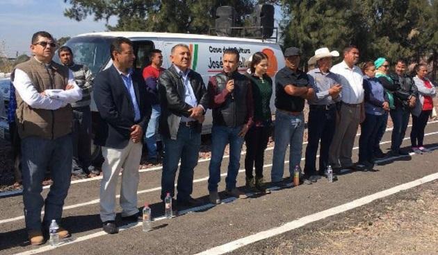 José Sixto Verduzco, es el municipio más joven de Michoacán. Se constituyó como tal por decreto del 10 de enero de 1974, su nombre lo adquiere en memoria del párroco insurgente de Tuzantla, que combatió en la lucha por la Independencia.