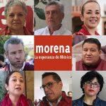 Hasta ahí los avances hasta ahora en el Morena, pero se esperan varias novedades la próxima semana