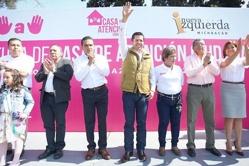 García Conejo resaltó la necesidad de darle un giro a las políticas públicas con que se conduce la nación