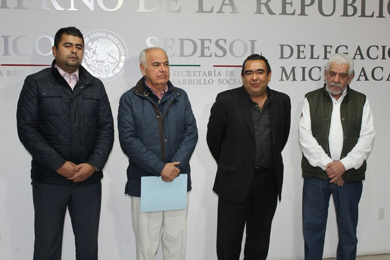 Actualmente el Abasto Social de Leche Liconsa, cuenta con 451 lecherías distribuidas en todo el estado de Michoacán