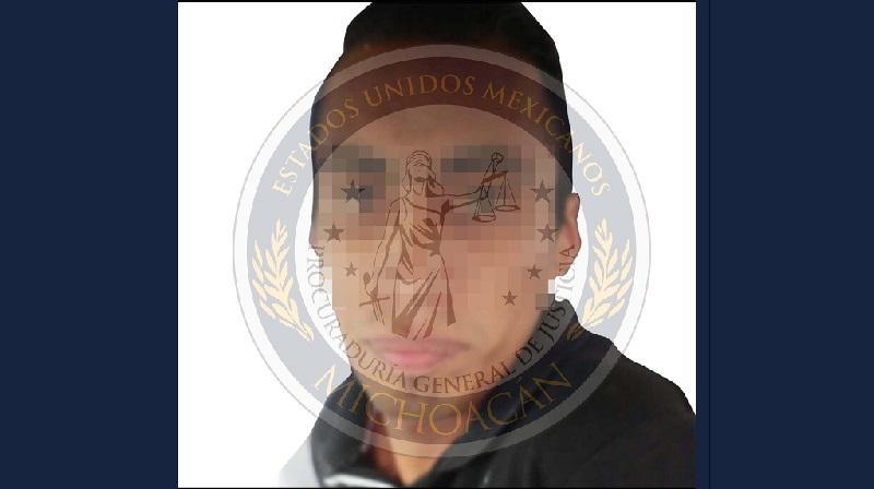 Personal de la Dirección de Investigación y Análisis detuvo a Jorge Humberto C., al existir indicios que lo relacionan en el homicidio de Christian V., ocurrido el día 9 de junio del referido año