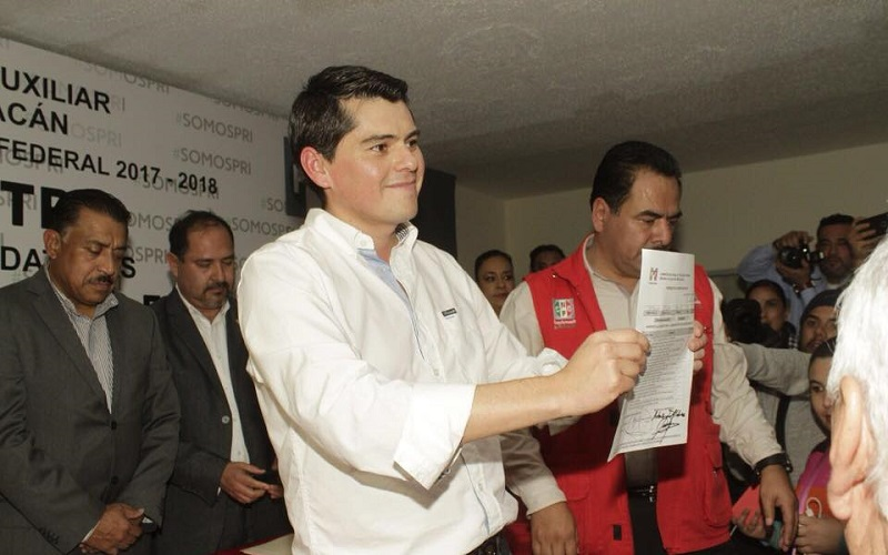 """""""Estoy limpio; los michoacanos pueden estar seguros"""": Antonio Ixtláhuac"""