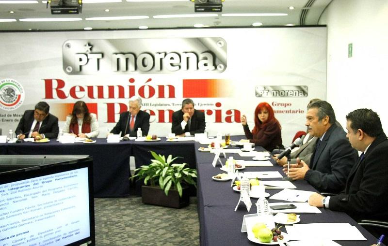 Raúl Morón aseguró que es indispensable modificar el diseño de la Ley de Coordinación Fiscal, pues urge que el federalismo se sustente en una nueva distribución de los recursos presupuestarios