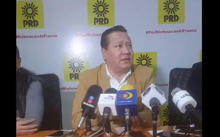 García Avilés llamó a Juan Carlos Barragán a los acuerdos y actuar con madurez política