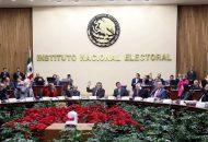 Estas modificaciones podrían garantizar la difusión de resultados a las 23:00 horas: Marco A. Baños