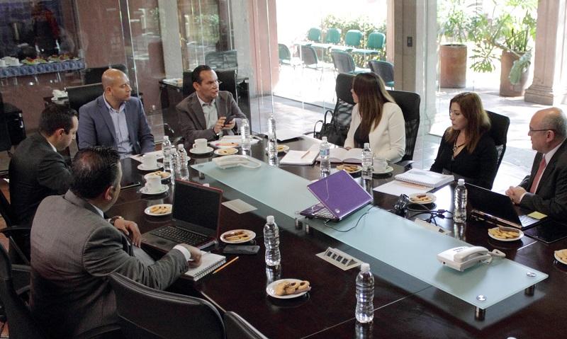 El Gobierno de Michoacán ha entregado toda la información necesaria, destaca el director general de PKF de México, S.C., Luis Alberto Cámara Puerto