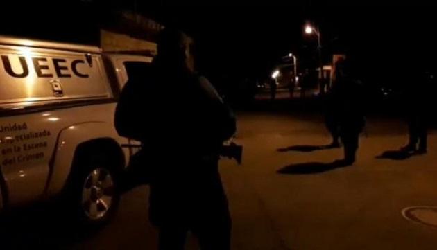 Al lugar acudieron agentes de la Policía Michoacán, los cuales confirmaron la información y solicitaron apoyo con paramédicos, los cuales arribaron en cuestión de minutos de la Cruz Roja, quienes confirmaron el deceso de la persona