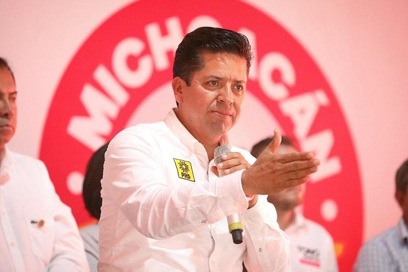 García Conejo subrayó que el proyecto político que lo ha venido acompañando seguirá enfocado en potenciar el desarrollo socioeconómico de los sectores más golpeados en el estado