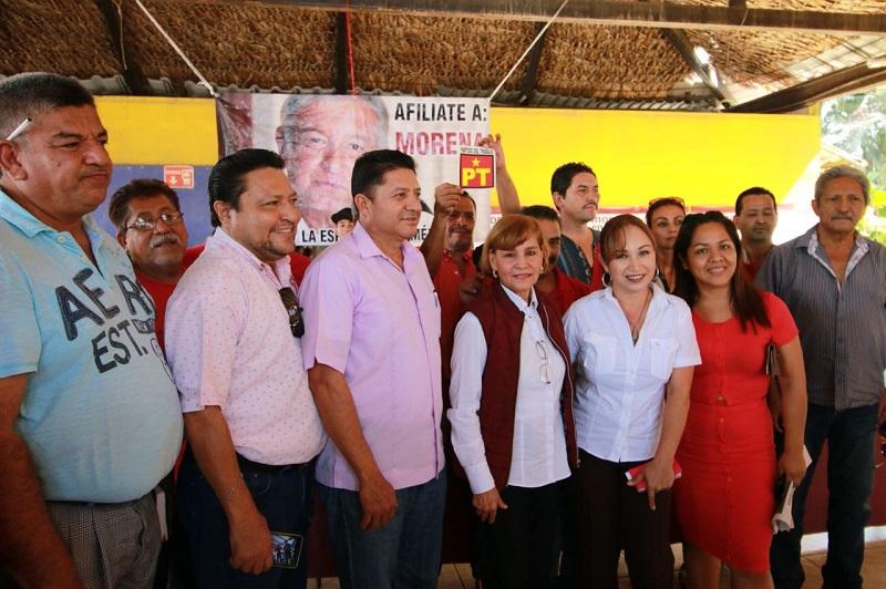 Determinó Morena a sus coordinadores organizativos municipal y distrital de Lázaro Cárdenas