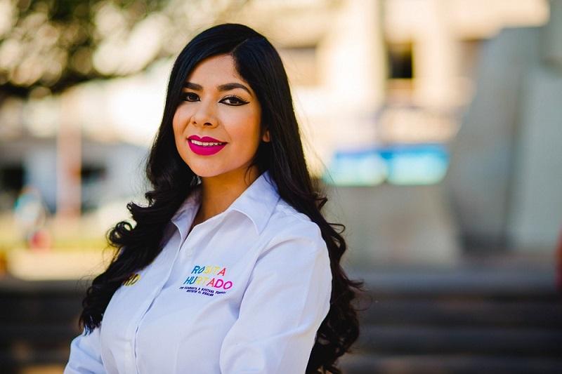 """""""Estamos construyendo el mejor proyecto para nuestro Distrito, estoy convencida de que las mujeres jugaremos un papel fundamental en este proceso electoral"""": Rosita Hurtado"""