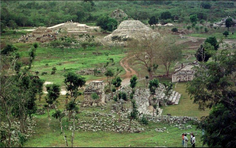 Se descubrieron unas 60 mil estructuras individuales, incluidos cuatro centros ceremoniales mayas de gran tamaño