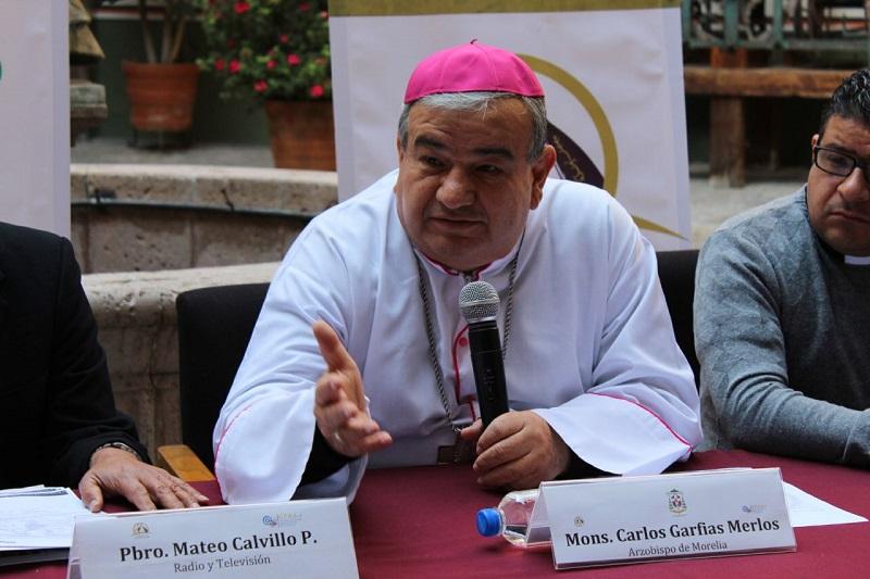 Garfias Merlos hizo un pronunciamiento en torno al Día Mundial contra el Cáncer; también señaló que los temas de salud tienen que ser prioritarios para las autoridades