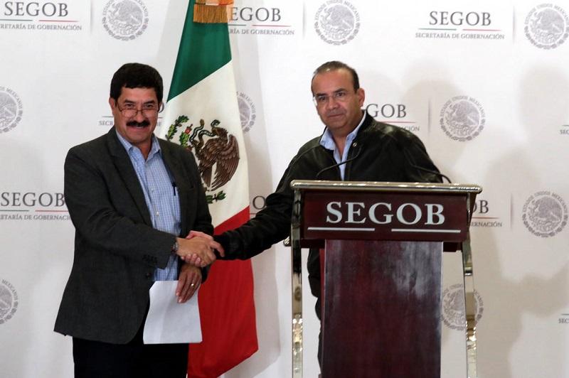 Así, el gobierno de Chihuahua declina en su intención de presentar controversia constitucional sobre el tema en cuanto se confirme la recepción de dicho recurso