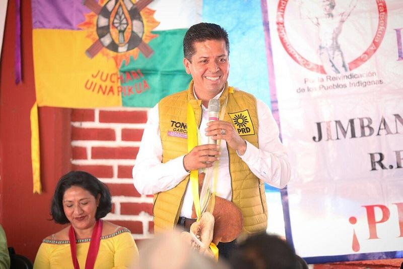 García Conejo continuará sosteniendo acercamientos con diferentes sectores con la finalidad de enriquecer su proyecto legislativo