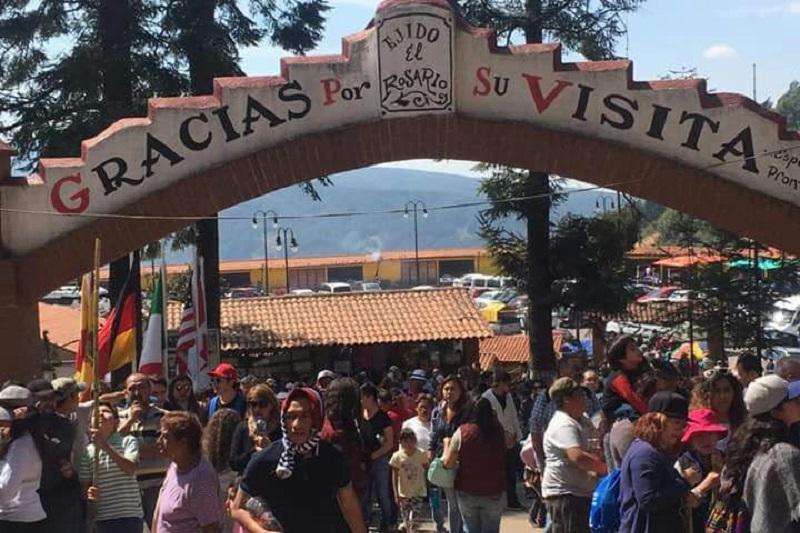 Aumentó en 10% la cantidad de turistas del extranjero respecto al mismo fin de semana del año pasado, resalta la funcionaria estatal