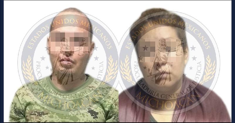 Los detenidos quedaron a disposición del agente del Ministerio Público de la Fiscalía Regional, quien los presentó ante el juez de control, que calificó de legal la detención y resolvió vincularlos a proceso