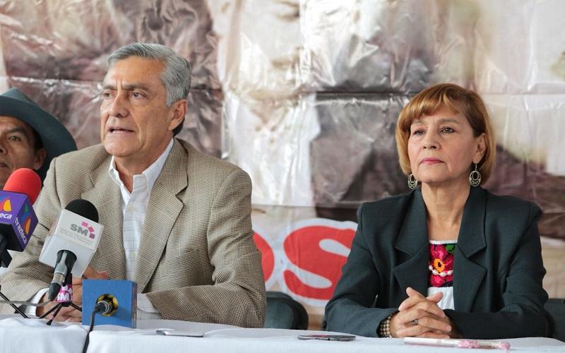 Así lo expresaron en la conferencia de prensa previa a la Reunión de los Representantes de los Pueblos Originarios de Michoacán