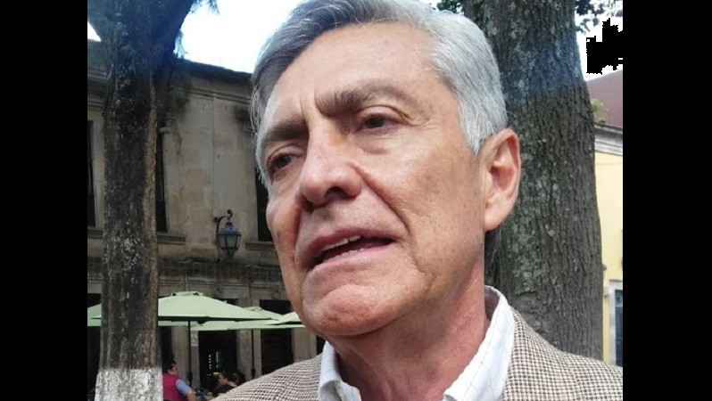 Para Arias Solís, hace falta un cambio de política en el Senado de la República, donde haya un mayor compromiso con los intereses de los mexicanos