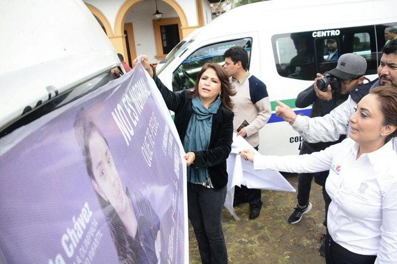 """La participación de la sociedad civil, fundamental para prevenir y erradicar la violencia contra las mujeres: Fabiola Alanís; """"juntas y juntos, somos más grandes que los problemas que enfrentamos como sociedad"""": Julieta López"""