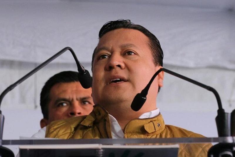 """""""Reconocemos y respetamos el procedimiento de Acción Nacional, ya que Quintana fue el mejor evaluado y con mayor intención de voto, y al interior de la coalición fue el que mejor concertó y con el que todos coincidimos que es la mejor propuesta"""", concluyó García Avilés"""