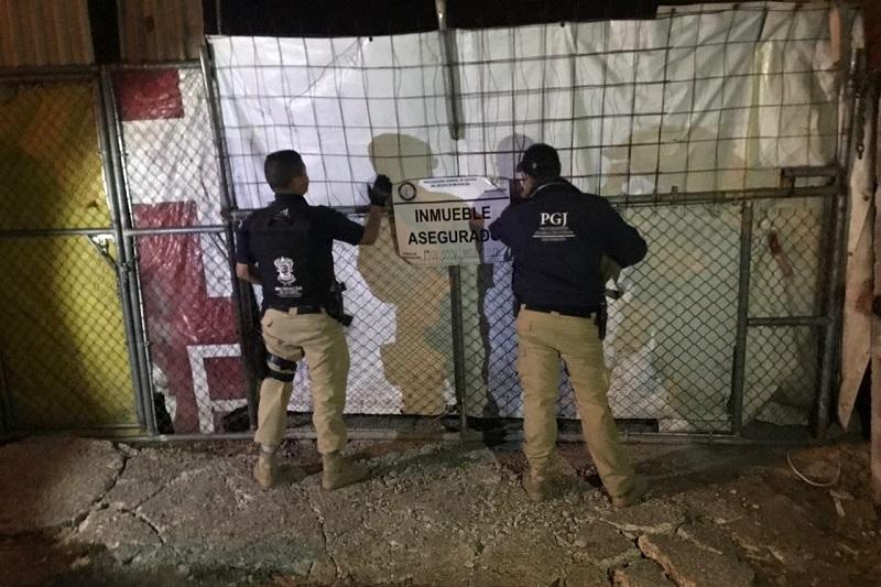 Se localizaron productos lácteos trasladados en una unidad robada con violencia el 16 de enero pasado