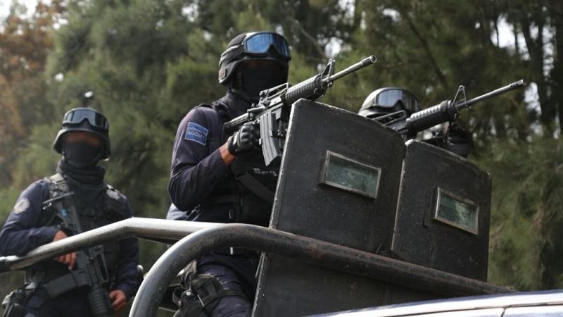 Mediante cámaras de videovigilancia, operadores del C5i monitorean zonas bancarias, comerciales y emblemáticas de la ciudad con el objetivo de preservar el orden